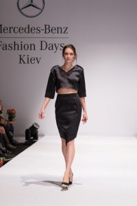 Выпускники Viva Models на Mercedes Benz Kiev Fashion Days